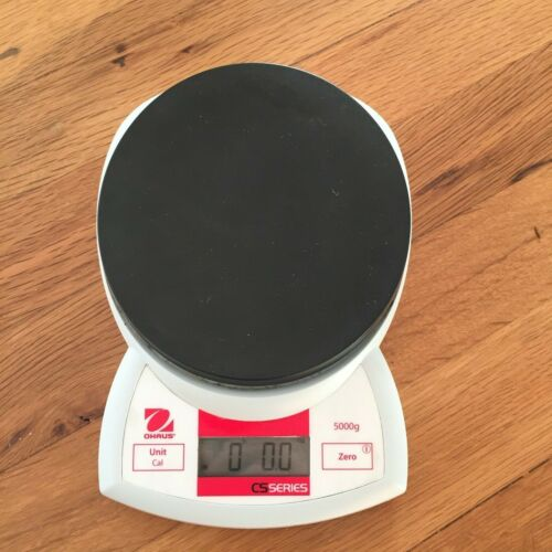 Ohaus CS5000 Scale, Balance, 5000g Capacity