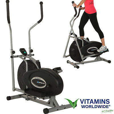 ELLIPTICAL EXERCISE AIR Stepper Machine Bike Trainer Cardio Fitness Gym Workout