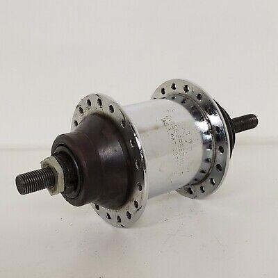 Vtg NOS Shimano Bicycle 3 Speed Hub Internal Cartridge 333 Sliding Axle Key Long