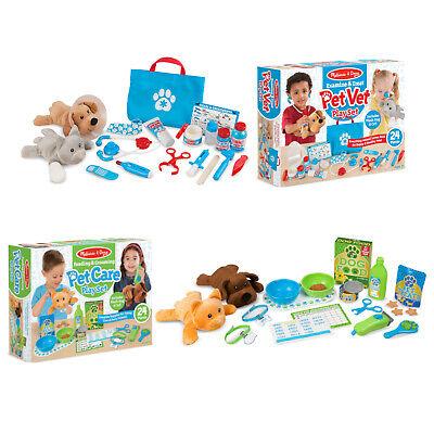 g Sets Kinder Tierarzt Arzttasche Arztkoffer o. Pflegeset  (Spielzeug-sets)