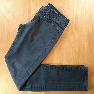 7 For All Mankind Roxanne Skinny Jeans in Black Women's Size 30 7 For All Mankind Jeans Roxanne
