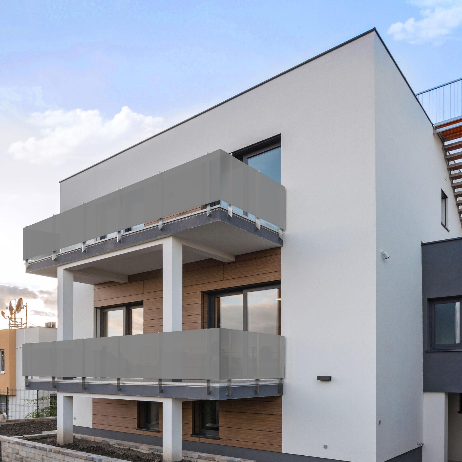 Balkon Sichtschutz Balkonsichtschutz Balkonbespannung