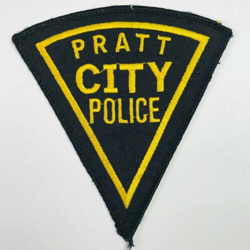 Pratt City Police West Virginia Patch