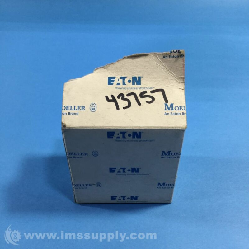MOELLER ELECTRIC DIL M 7-01 DILM CONTACTOR 4KW 3 POLE 24VDC FNOB