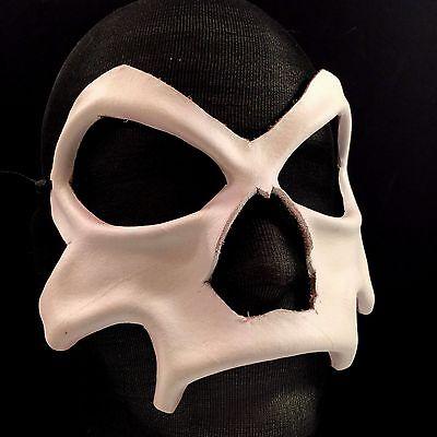 VOODOO WITCH DOCTOR MASK Death Mask Skeleton Halloween Mask Day of Dead Mask