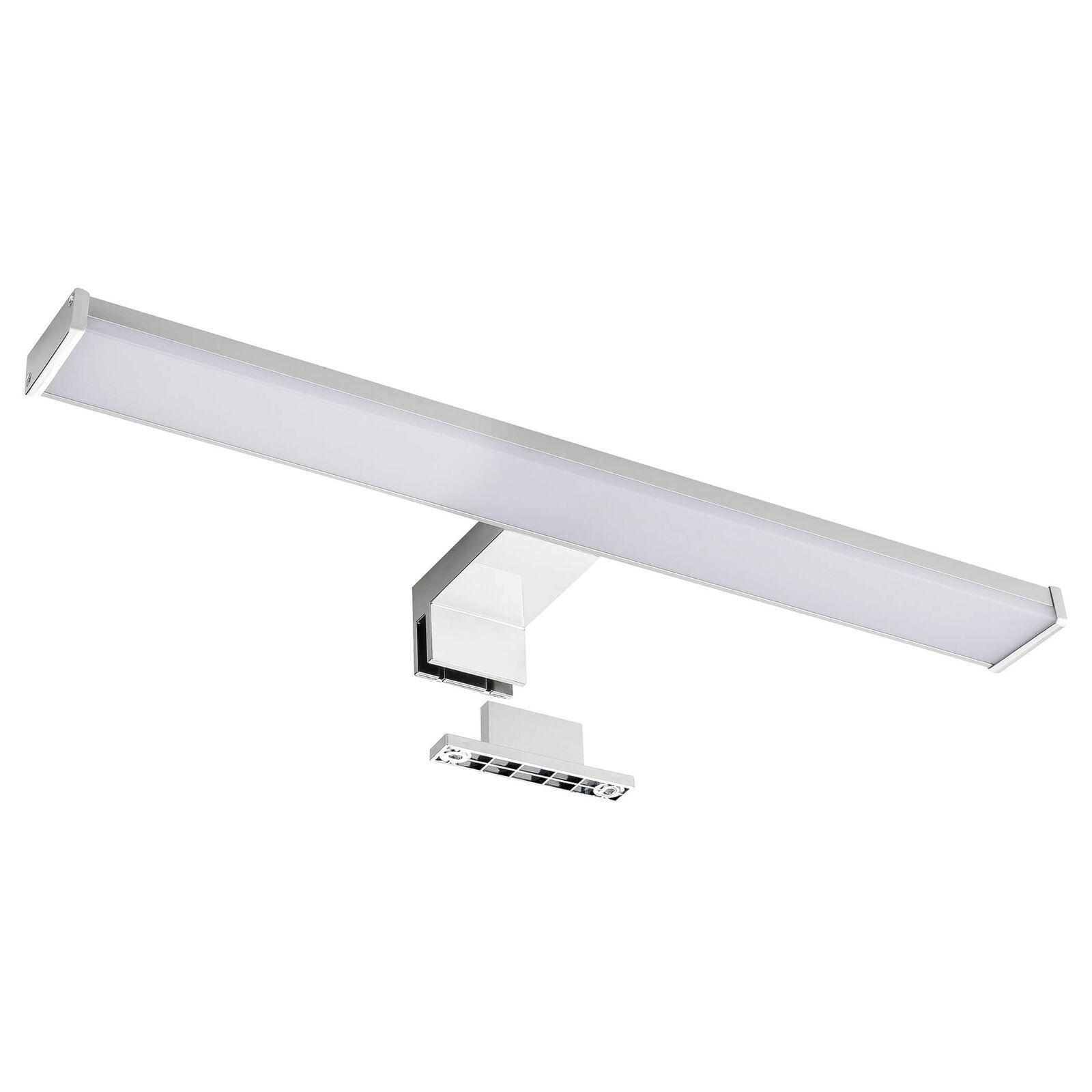 LED Spiegelleuchte, Spiegelschrank Leuchte, Beleuchtung Bad, neutralweiß SEBSON