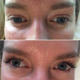 LASH SPECIAL- Lash Lift and Tint Only $60
