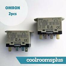 2 pcs Omron Power Relay G7L AC 30A Refrigeration Parts Dandenong Greater Dandenong Preview