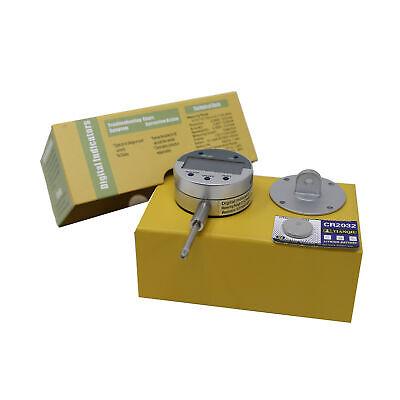 T0012 0-1 Elec. Digital Indicator Digital Probe Dial Test Gauge High Resolution