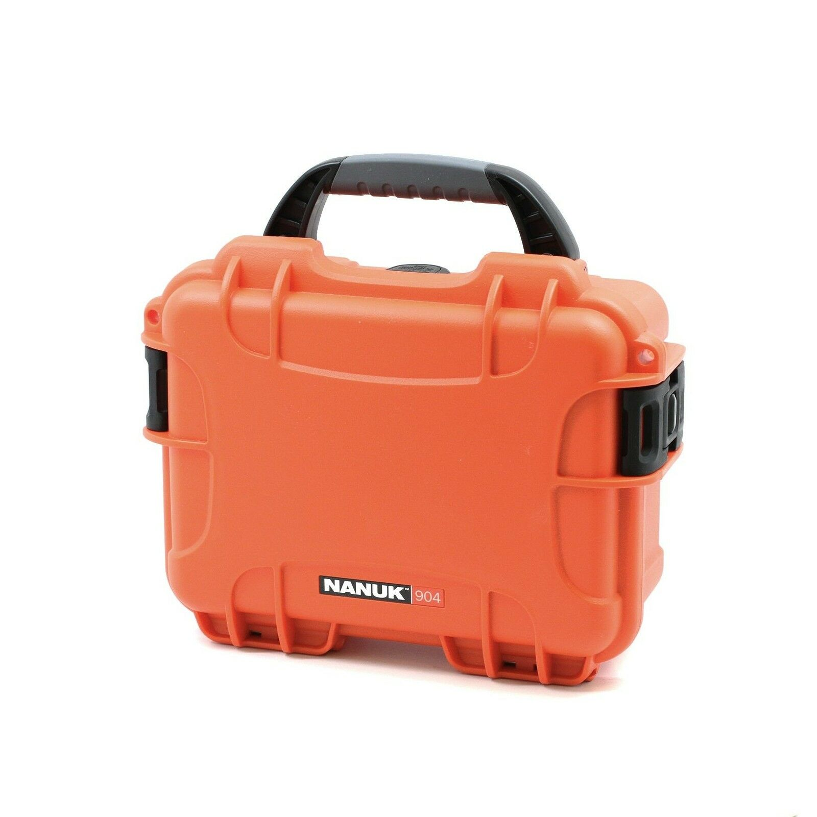 NANUK 904 Case With 3 Part Foam Insert Orange - NANUK Camera