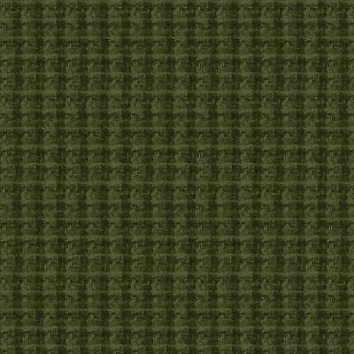 Maywood Woolies Double Windowpane Plaid Green ~ MASF18127-G2 100/% Cotton Flannel