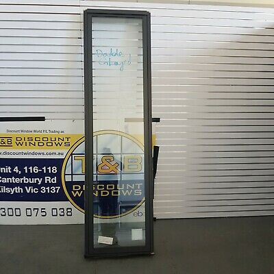 Aluminium Awning Window 2355H x 660W (item 4781) Monument