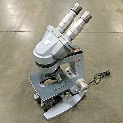 American Optical Ao Spencer Binocular Microscope