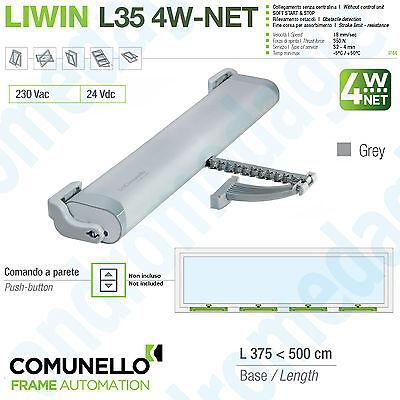 LIWIN L35 4W-NET 24V 350N GREY Synchronized motors chain for windows