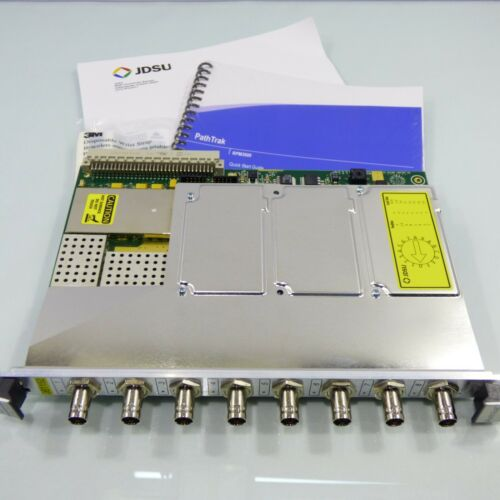 Viavi JDSU RPM-3000 PathTrak Return Path Spectrum Analyzer Module RPM3000 NEW
