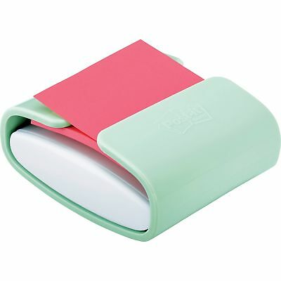 Post-it Pop-up Notes Super Sticky Pop-up Notes Wrap Dispenser 3 X 3 Pads Mint