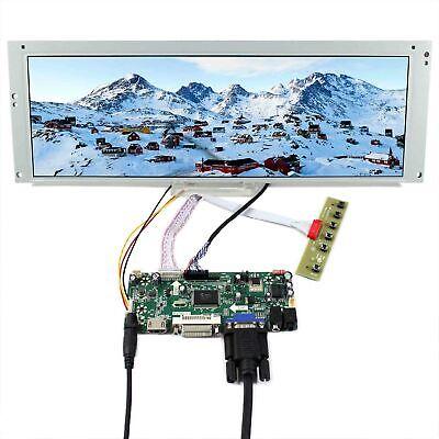 VGA DVI HDMI LCD Controller Board 14.9in LTA149B780F 1280X390 LCD Screen Lcd Display Controller