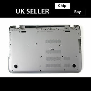 HP 15-P228NA LAPTOP BOTTOM BASE CHASSIS PLASTIC SILVER EAY1400105A