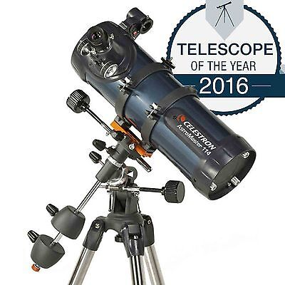 Astronomical Reflector Telescope Tripod Newtonian Important Finder Space Astronomer