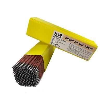 E6010 532 Premium Arc Welding Rods Carbon Steel Electrode 10 Lb Box