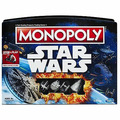 Monopoly Game Star Wars Edition