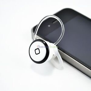 Smallest Mini Wireless Bluetooth Headset Earphone for Cell Smart Phone PC Tablet