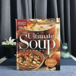 THE ULTIMATE SOUP COOK BOOK