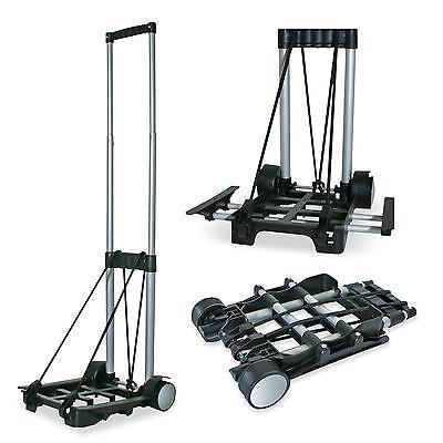 Transport Trolley Sackkarre Transporthilfe Karre Trolly Kofferroller bis 30 kg
