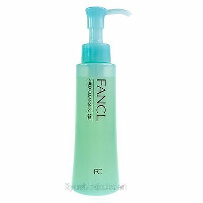 Fancl Mild Cleansing Oil [Makeup Remover] 120ml
