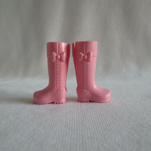 NEW Barbie Little Sister Chelsea Pony Tale Horse Riding Doll Pink Boots ~ Shoes