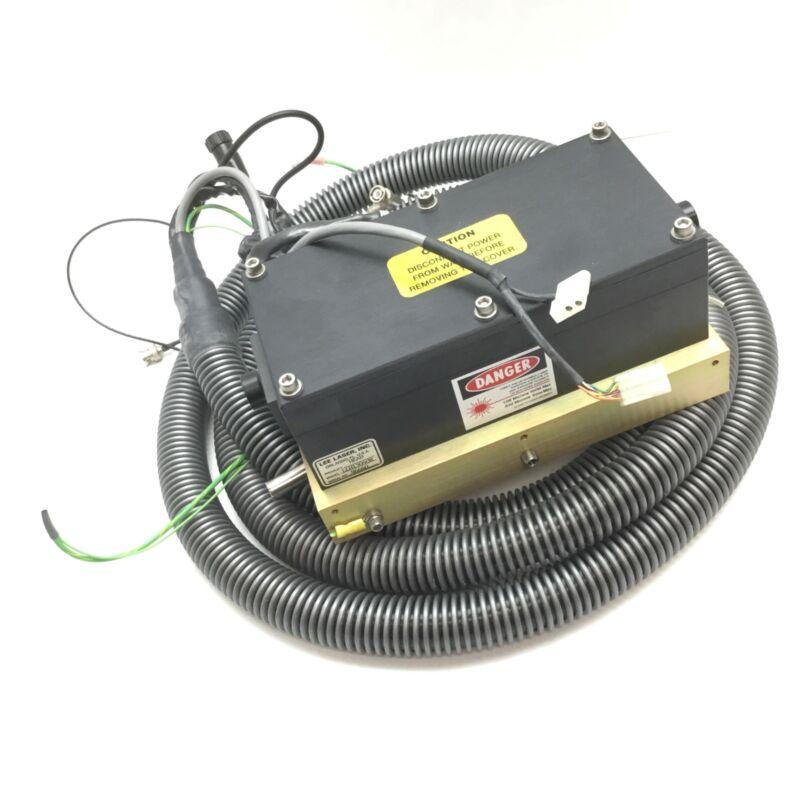 Lee Laser Model 825T YAG Laser Head Assembly, 25W 1064nm, TEM00 CW Diode