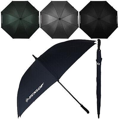 XXL Dunlop Regenschirm 130 cm Stockschirm Partnerschirm Golf Schirm Umbrella NEU