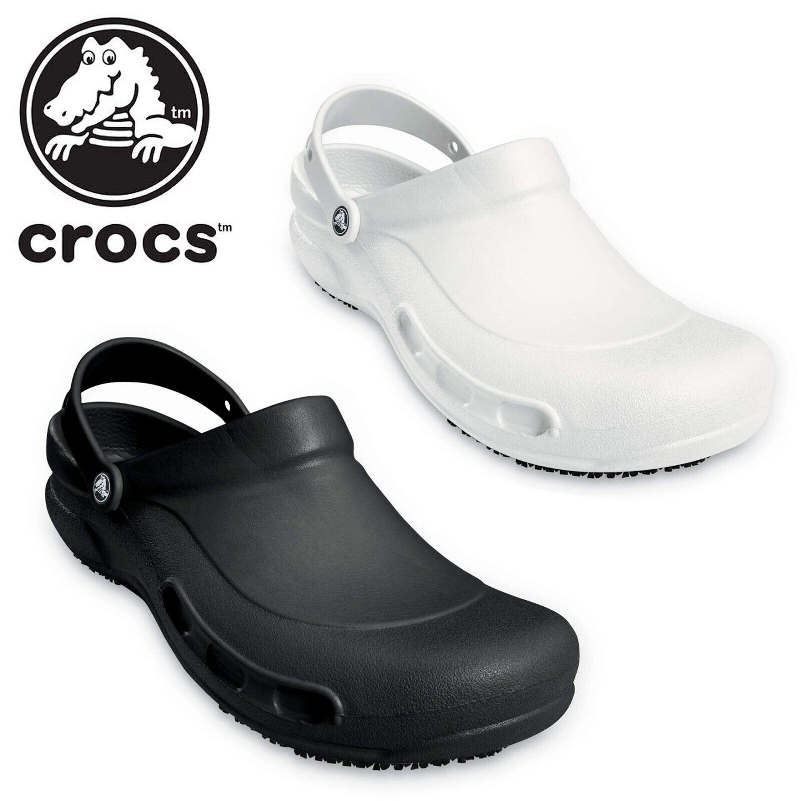 Crocs Bistro Kitchen Clogs Comfort Work