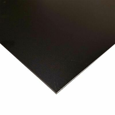Dark Bronze Anodized Aluminum Sheet 0.063 X 24 X 36