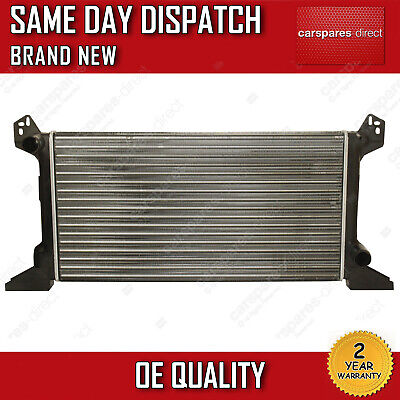 FORD TRANSIT MK2/MK4 WITHOUT A/C MANUAL RADIATOR 1988>1994 *BRAND NEW*