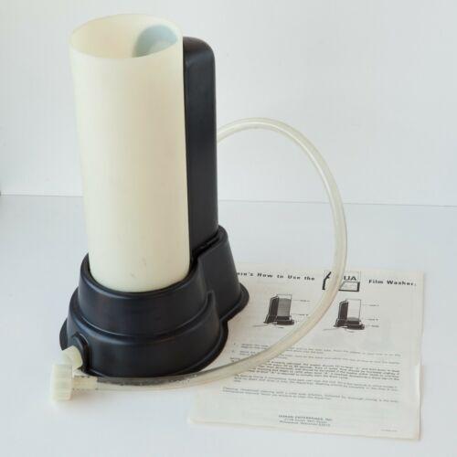 Aqua/Vac Vacuum Action Roll Film Economical Washer #535, Instructions