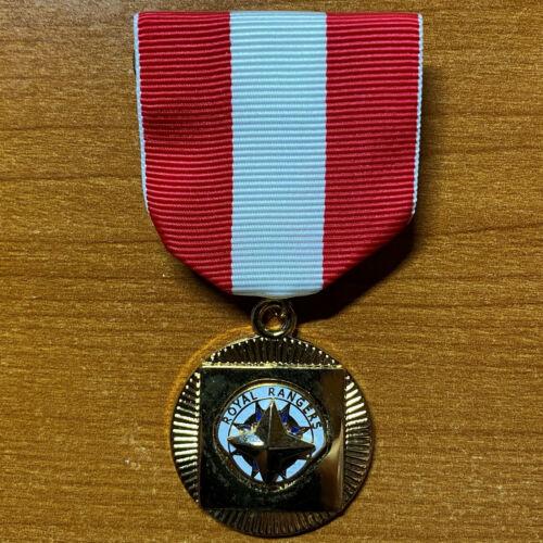 Royal Rangers Obsolete Buckaroos Straight Arrows Leaders Medal of Achievement