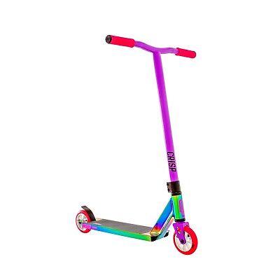 Crisp Surge Pro Scooter - Neo Chrome/Pink