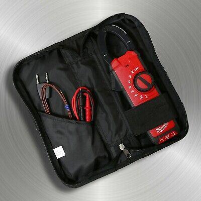 Milwaukee Current Clamp 2236-40 Handheld Multimeter Digital With Storage Case