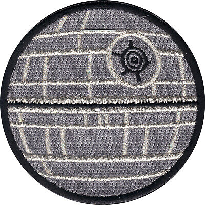 Star Wars Galactic Empire Darth Vader Death Star Lucasfilm Iron On Patch