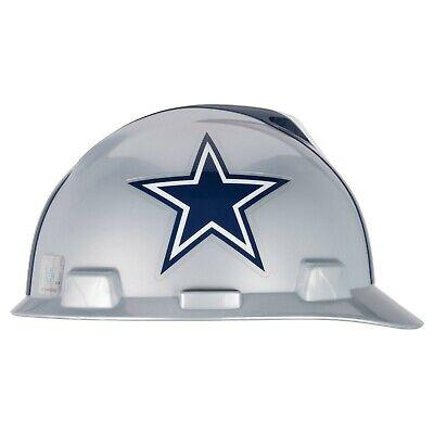 MSA 818392 V-Gard NFL Cap Style Hard Hat - Dallas Cowboys