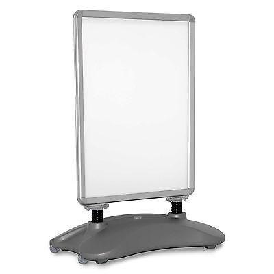 A1 Waterbase Pavement Sign A-Board Poster Holder Snap Frame Shop Display Stands