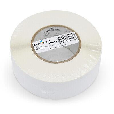 Labels For Primera Lx2000 Printer 2 X 2 1550 Glossy Polypropylene Labels Pe...