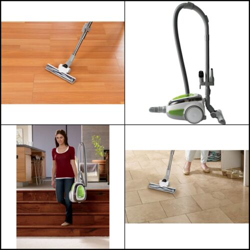 Bissell Hard Floor wood Care Canister Bagless Vacuum Cleaner