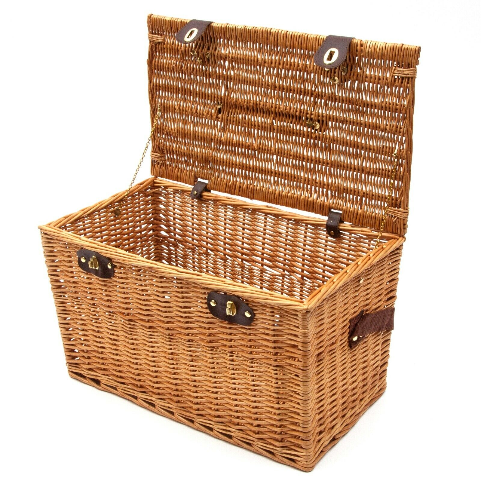 Wicker Basket Storage