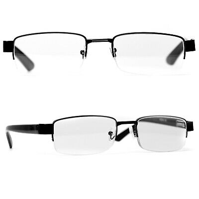 Stylish Reading Glasses Mens Womens iN Vision Style A Lightweight Frameless