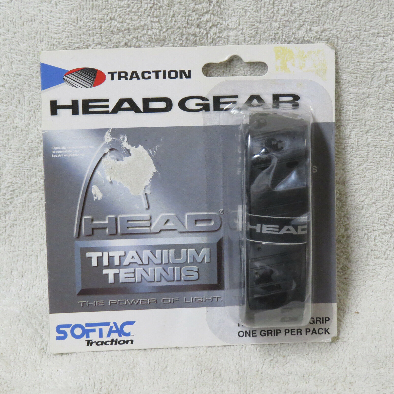 HEAD Softac Traction Cushion Grip Tennis Racket Tapes Racque