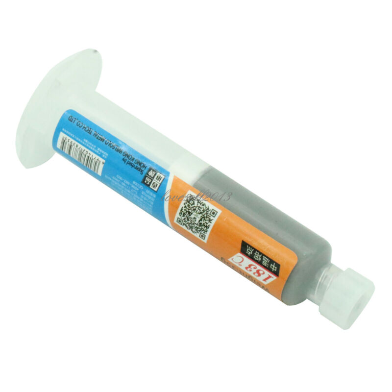 MECHANIC XG-Z40 10cc Syringe Solder Paste Flux Sn63/Pb37 25-45um Paste NEW