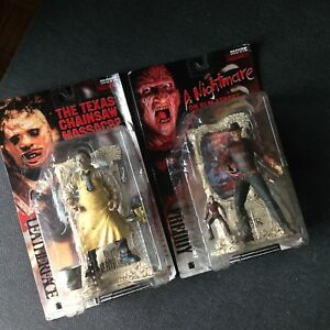 Movie Maniacs McFarlane horror Figures series1 from 1998