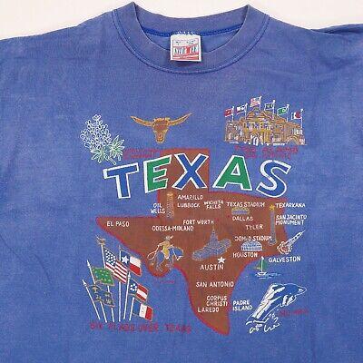 80s Tops, Shirts, T-shirts, Blouse   90s T-shirts VTG Texas 1980's T-Shirt Size Astrodome Sea World Six Flags Longhorn $28.50 AT vintagedancer.com